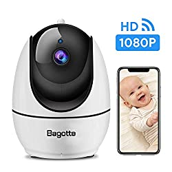 Image of the product WiFi Camera Bagotte 1080P that is listed on the catalogue brand of Bagotte.
