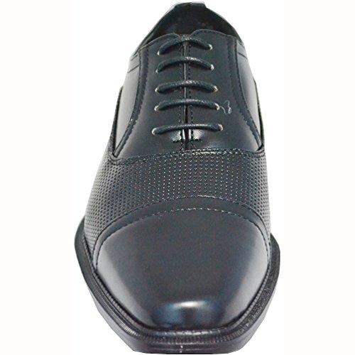 Anotnio Cerrrelli Men's 6528 Dress Shoes, Black