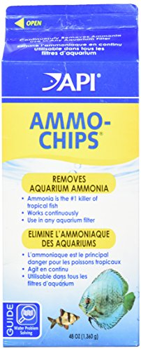 API Ammo-Chips Aquarium Filtration Media 48 oz Box