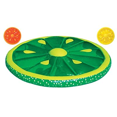 "Fruit Slice 60"" Fun Island - Colors May Vary: Toys & Games"