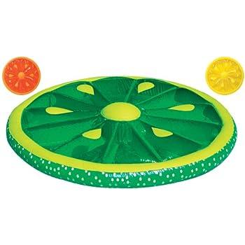 "Fruit Slice 60"" Fun Island - Colors May Vary"