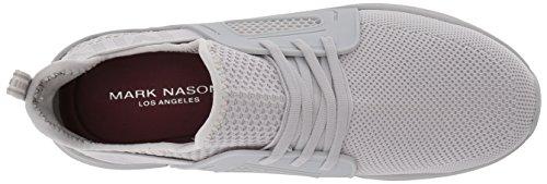 Marque Nason Los Angeles Femmes Dulles Sneaker Gris Clair