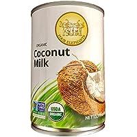 Four Elephants Organic Coconut Milk Certified Non-GMO 13.5 oz (2 Packs)