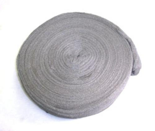 Hi-Tech Industries 5lb. Reel Steel Wool, Grade 00 Extra Fine (HIT-72005)