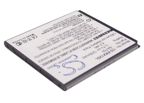 Cameron Sino Rechargeble Battery for Sony Ericsson LT18I (1200mAh/4.44Wh)