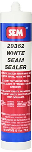 SEM 29362 White Seam Sealer - 10.1 fl. oz.