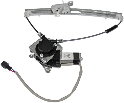 Dorman 751-713 Rear Passenger Side Power Window Regulator and Motor Assembly for Select ford / Mazda / Mercury Models (Rear Windows)