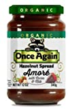 #9: Once Again Organic Amore Hazelnut Spread With Cocoa and Milk