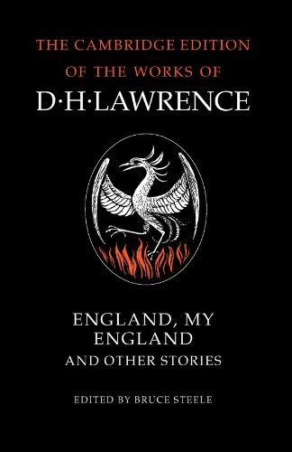 D H Lawrence [Pdf/ePub] eBook