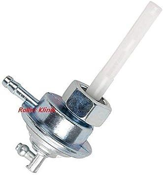 Benzinhahn Unterdruck Für 2 Und 4 Takt China Roller Retro Scooter M16 14 77mm 22 Mm Auto