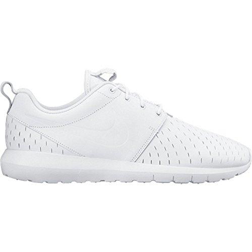 Nike ROSHE NM LSR Scarpe Sneakers Pelle Bianco per Uomo
