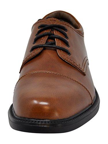 Oxford Shoe Captoe Dress Burnished Tan Gordon Dockers Men's Leather 6qRTTw