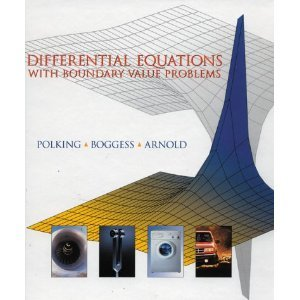 Download Differential Equations with Boundary Value Problems pdf