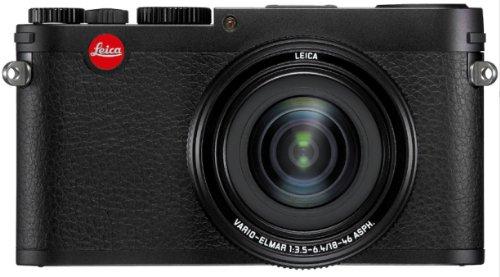 Leica デジタルカメラ ライカXバリオ Typ 107 1620万画素 光学2 5倍ズーム ブラック 18430