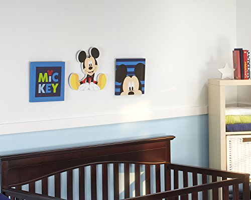 41waqc0nR9L Disney Mickey Shaped Wall Art
