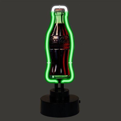 Neonetics 4CCVBT COCA-COLA Vintage Bottle NEON - Sign Anaheim Angels Neon