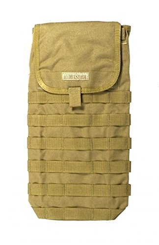 BLACKHAWK! S.T.R.I.K.E. Hydration System Carrier with Speed Clips, Coyote Tan ()