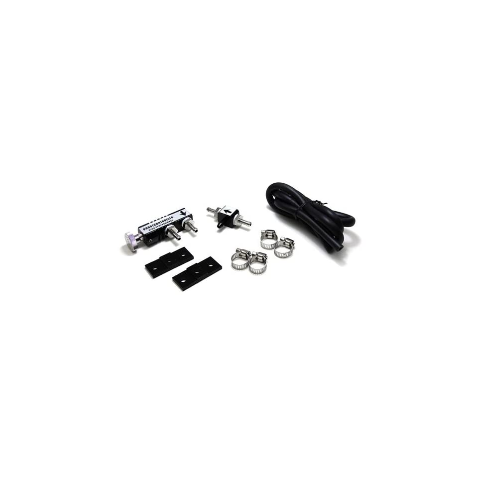 93 97 Honda Civic Del Sol 1 30PSI Manual Turbo Boost Controller Black