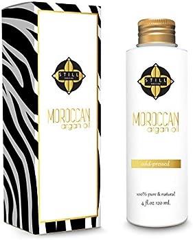 STILL Cold Pressed Natural Anti-Aging Moisturizer Moroccan Argan Oil