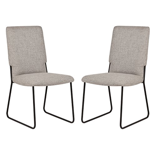 (Rivet Ferry Industrial Dining Chair, 36
