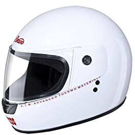 Studds Bravo Helmet (White, XL)