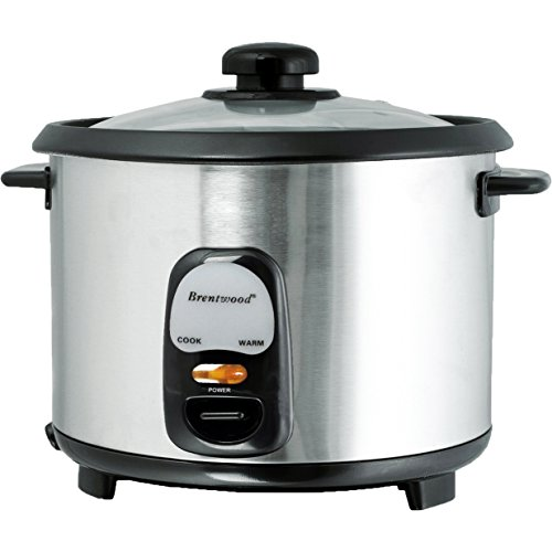 Brentwood Rice Cooker, 8 Cups