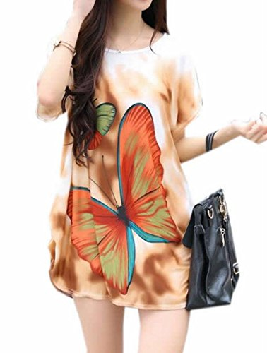 Generic Womens Casual Sleeves Blouse