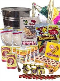 Mexgrocer's Deluxe Authentic Fiesta Gift Pack
