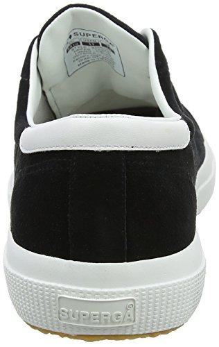 Superga Unisex-Erwachsene 2386 Suefglm Sneaker Schwarz (Schwarz)