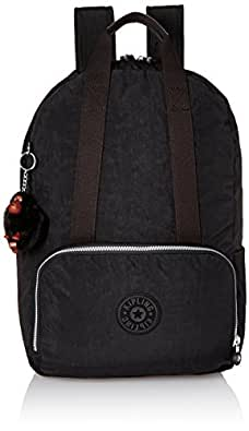 Kipling Pippin Backpack, Black, One Size