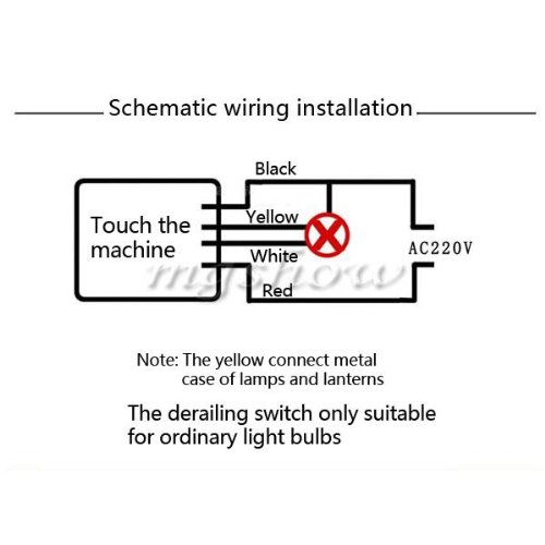 41hweSjl0VL touch lamp switch wiring diagram bedside touch lamps \u2022 wiring  at gsmportal.co