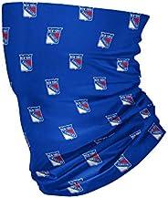 New York Rangers NHL Mini Print Logo Gaiter Scarf