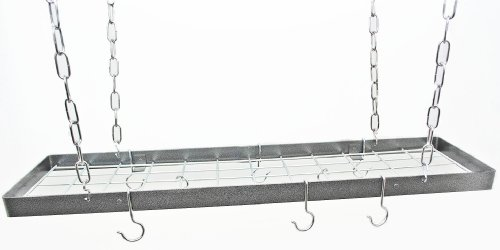 Hanging Small Rectangle Pot Rack