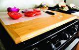 Camco Oak 43521 Universal Stove Top Cover-19-5/8