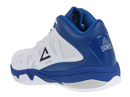 Peak, Herren Baseballschuhe Blau - Bleu moyen