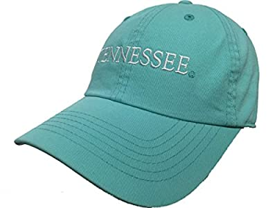 Top of the World Tennessee Volunteers TOW WOMEN Mint Green Seaside Adjustable Slouch Hat Cap from Top of the World