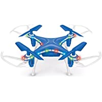 2.4GHz 4CH Mini LED Remote RC Quadcopter 3D X13D Drone Rollover Christmas Gift