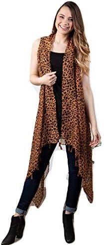 Western Ladies Womens Leopard Cheetah product image