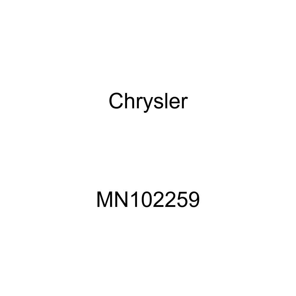 Genuine Chrysler MN102259 Brake Line