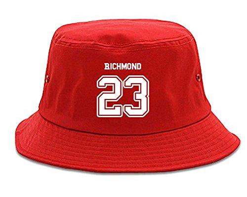 Sport Style Richmond 23 Team City California Bucket Hat - Hat Richmond Shop