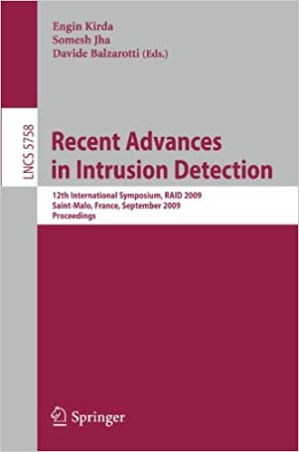 Recent Advances in Intrusion Detection: 12th International