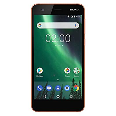 Nokia 2 Factory Unlocked Phone - 5.0Inch Screen - 8GB