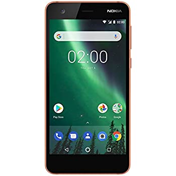 "Nokia 2-8GB - Unlocked Smartphone (AT&T/T-Mobile) - 5"" Screen - Copper"