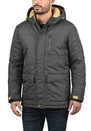 Jacket Rebel Outdoor Fleece Jacket Maher Men's Winter with Iron Hood Teddy Redefined Forged with IaqxBAA