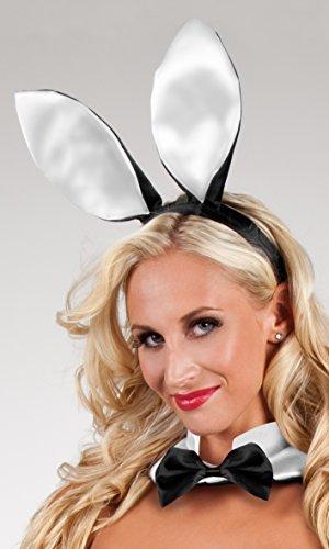 Boland 52319 – Costume de Bunny, serre-tête, col, manchettes et queue