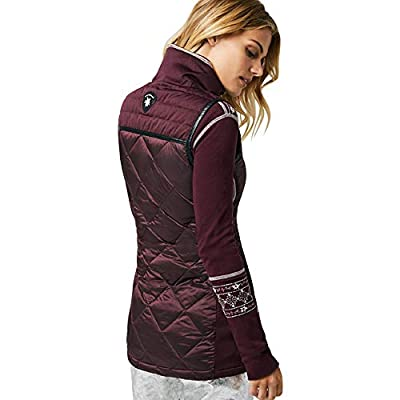 Alp-n-Rock Women's Davos Long Vests at Women's Clothing store