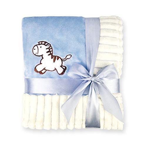 Zebrum Thick Kids Fleece Blanket, 30