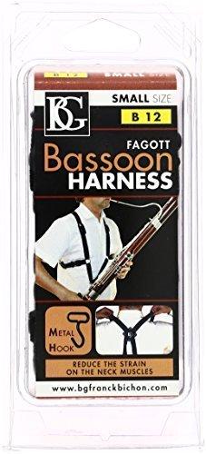 BG B12 Bassoon Harness Strap, Small by BG