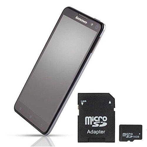 Lenovo S8 S898T+ (Gray Phone+16GB TF Card) 2GB+16GB Warrior Libre ...