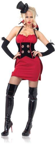 (Coffin Queen Adult Costume -)